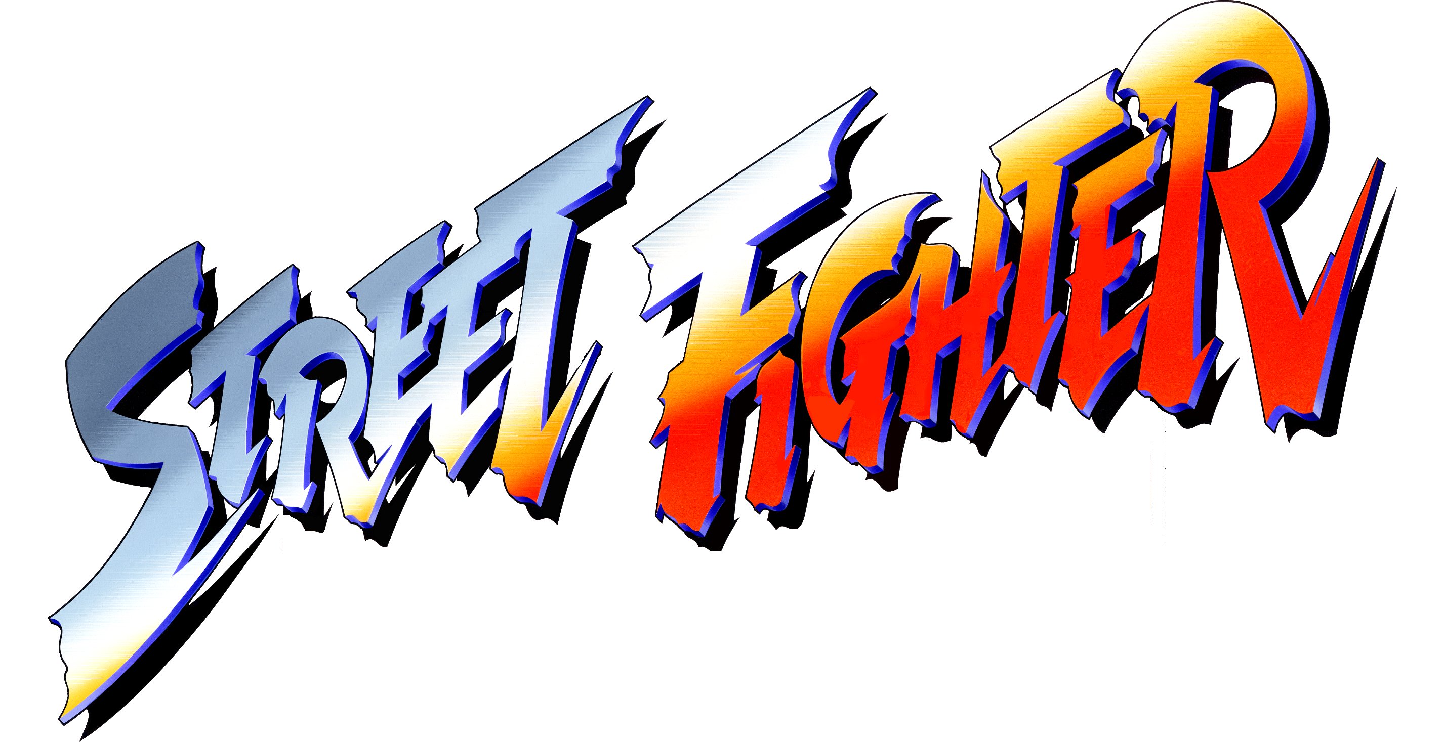 Street Fighter Compendium Logo